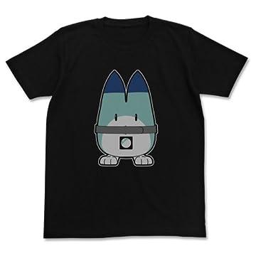 けものフレンズ ラッキービーストTシャツ ブラック