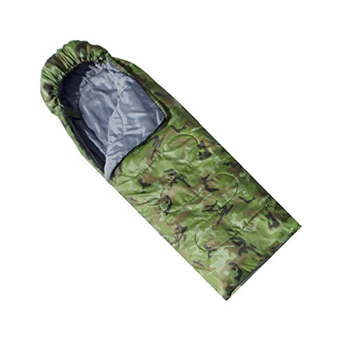 ALEKO-SB6CM-Sleeping-Bag-in-Camping-Bag-Four-seasons-Insulation-Camouflage