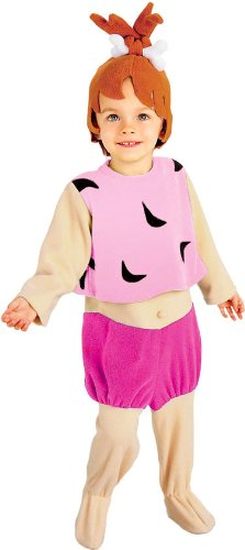 Pebbles Costume Halloween (The Flintstones Pebbles Kids Costume)