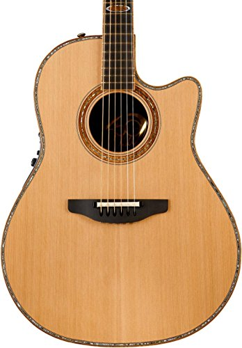 Ovation 2077AV50-4 50th Anniversary Custom Legend Acoustic-Electric Guitar Gloss Natural -