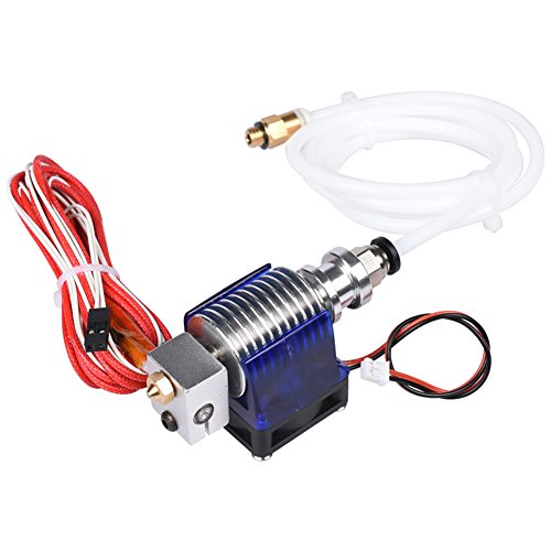 [해외]Wangdd22 3D 프린터 J 헤드 핫 엔드 1.75mm 12v V6 다이렉트 필라멘트 Wade Extruder 0.4mm 노즐 + 화산 키트/Wangdd22 3D Printer J-head Hotend with Fan for 1.75mm 12v V6 Direct Filament Wade Extruder 0.4mm Nozzle+Volcano kit