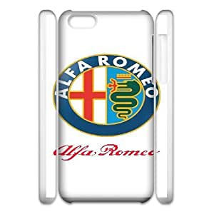 Alfa Romeo For iphone6 4.7 3D Cell Phone Case White XER36616