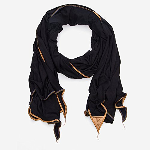 Clear Night Sky Scarf by Late Sunday Afternoon