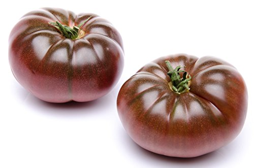 Purple Tomato (100 Cherokee Purple Heirloom Tomato Seeds by RDR Seeds)