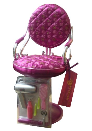 Our Generation Purple Salon Chair fits most 18  Dolls and American Girl Dolls  sc 1 st  DesertCart & Our Generation Salon Chair (Hot Pink) - Buy Online in UAE.   Toy ...