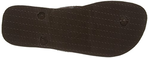 Brown Chanclas Marrón Dark para Unisex Havaianas 0727 Brasil Adulto 70HqxpF