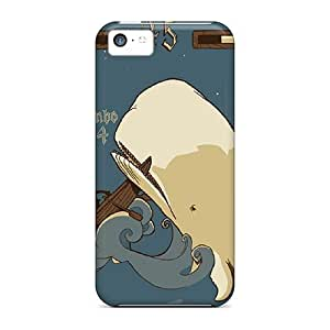 New Diy Design Ahab Vs Mobby For Iphone 5c Cases Comfortable For Lovers And Friends For Christmas Gifts