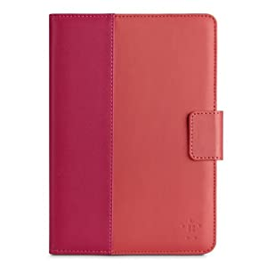 Belkin Classic Tab Cover / Case with Stand for Apple iPad mini (Pink) from Belkin Components