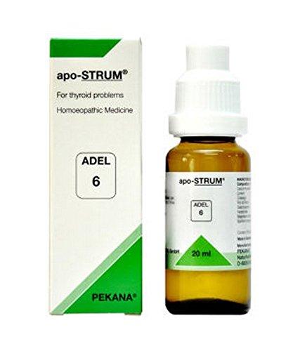 ADEL GERMANY ADEL 6 apo-STRUM drops.
