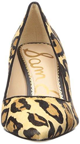 Nude New Women's Leopard Pump Sam Edelman Tristan BczWHxT4