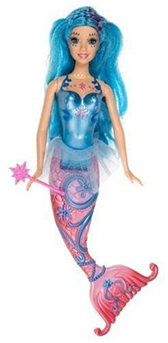 Barbie Fairytopia Mermaidia Nori Doll ()
