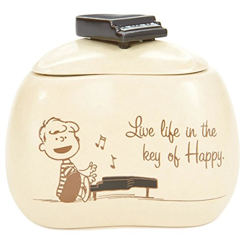 Treasure Box Piano - Peanuts Schroeder Piano Treasure Box, 4