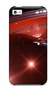 Iphone High Quality Tpu Case/ Star Trek Enterprise QanCL6208QWZsi Case Cover For Iphone 5c