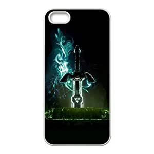 The Legend of Zelda theme pattern design For Apple iPhone 5,5S Phone Case