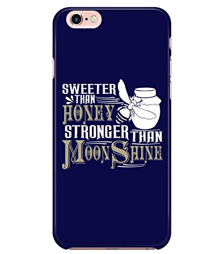iPhone 7/7s/8 Case, Stronger Than Moonshine Case for Apple iPhone 7/7s/8, Sweeter Than Honey iPhone Case (iPhone 7/7s/8 Case - Navy)]()