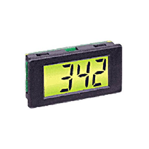 Lascar DPM 342 3 1/2-Digit LCD Panel Voltmeter w/4-20 mA Loop Powered Indicator, LED Backlit (Powered Loop Meter)