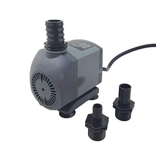 - Garruk FA-1500 350GPH Submersible Fountain Pump Hydroponic