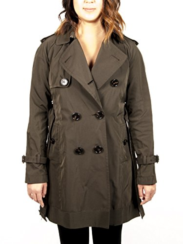 Moncler Womens Delmas Jacket, 828-Army, 0