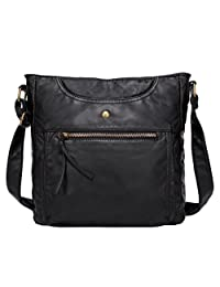 Scarleton Soft Multi Pocket Crossbody Bag H1812