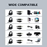 Rimila Stereo Gaming Headset for playstation