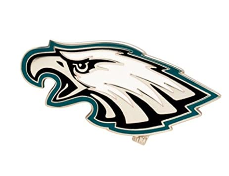 Amazon Nfl Official Philadelphia Eagles Logo Metal 1 Inch