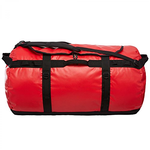 The North Face Base Camp Duffel - 2X-Large TNF Red/TNF Black by The North Face