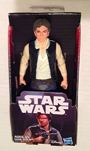 Han Solo Star Wars Action Figure (A New Hope) 5.75 Inches