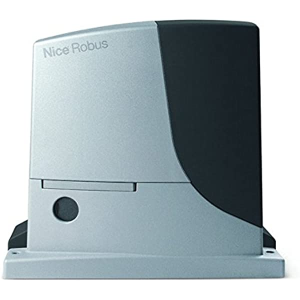 RB600-Motor para puertas correderas hasta 600 kg NICE: Amazon.es ...
