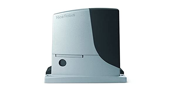 RB600-Motor para puertas correderas hasta 600 kg NICE: Amazon.es: Bricolaje y herramientas