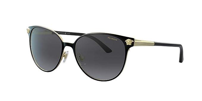 Amazon.com: Versace - Gafas de sol para mujer (marco de ...