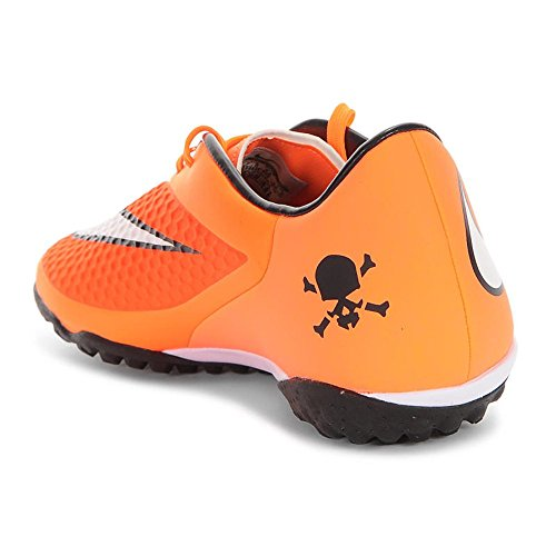 Nike Hypervenom Phelon TF Fussballschuhe hyper crimson-white-atomic orange-black - 47