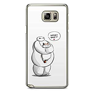 Loud Universe Hairy Baby Fox SamsungNote 5 Case big Brother Kavaii SamsungNote 5 Cover with Transparent Edges