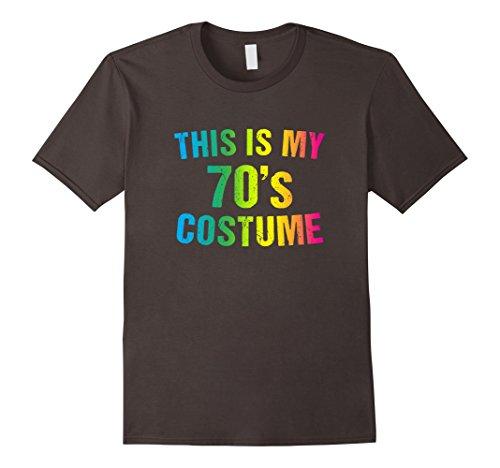 70s Costume Halloween T Shirt 1970s for Men Women Girls
