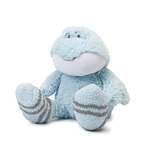 Nat and Jules Felton Frog With Chenille Socks Children's Plush Stuffed Animal Toy Gift Set