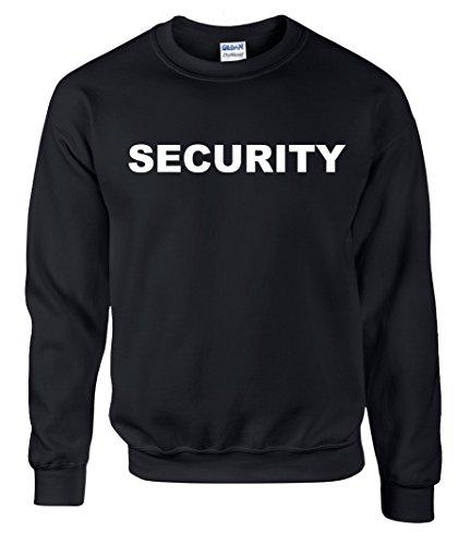 Adsylum de la de las camisetas seguridad Sudadera de 6HwSIqdIx