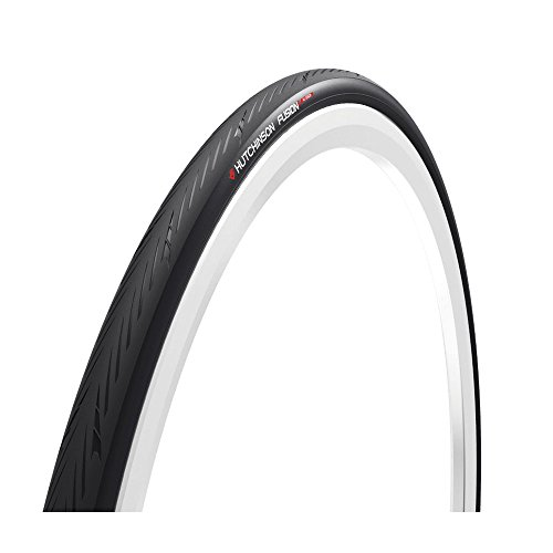 Hutchinson Bike Tires (Hutchinson Fusion 5 All Season Tire - Tubeless Black, 700c x 25mm)