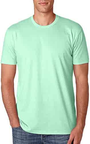 Next Level Apparel N6210 Mens Premium CVC Crew - Mint, Large