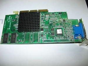 Vga Ati Rage 128 - ATI 109-60600-10 32MB AGP RAGE 128 VIDEO CARD WITH VGA OUTPUT