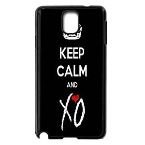 Wholesale Cheap Phone Case For Samsung Galaxy NOTE4 Case Cover -Singer The Weeknd XO Pattern-LingYan Store Case 19