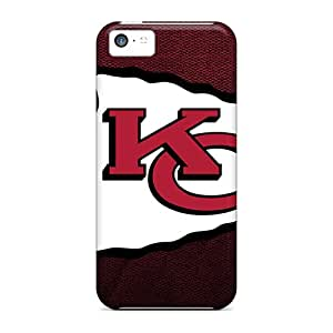 Iphone 5c IZq11585xzQX Allow Personal Design Nice Kansas City Chiefs Series Scratch Resistant Hard Phone Cover -RudyPugh