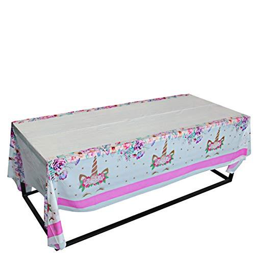 CL 10 PCs Thansgiving Christmas Party Supplies Decoration Set (Tablecloth 1 PCs) ()
