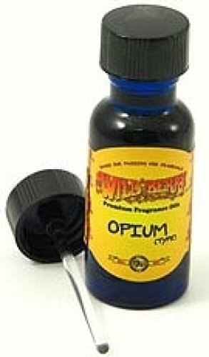 Opium - Wildberry Scented Oil - 1/2 Ounce Bottle by Wildberry - Opium Oil Scented