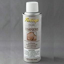 Fiebing\'s Prime Neatsfoot Compound Oil Aerosol Spray, 5 oz