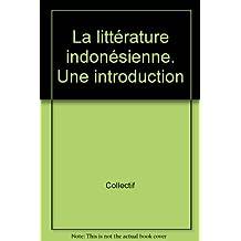 La Litterature Indonesienne