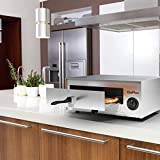 Goplus Stainless Steel Pizza Oven, Electric Pizza