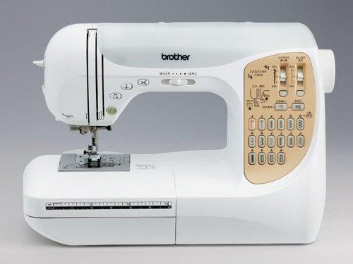 ブラザーのセンチユリ-コンピューターミシン