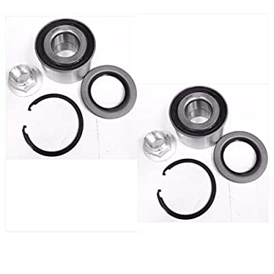 FRONT WHEEL HUB BEARING KITS FOR LEXUS IS300 TOYOTA CRESSIDA PAIR FAST SHIPPING: Automotive