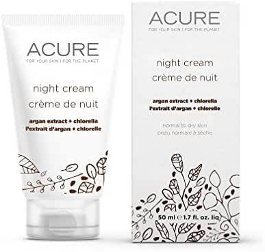 ACURE Night Cream, 1.7 fl oz (packaging may vary)