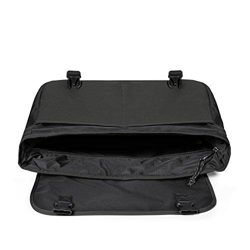 Besace Delegate Eastpak black Noir 30 Cm Taille dZwU8q