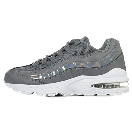 gs Air Le Fille Gris Nike Basses Max Sneakers '95 6zq7Iw7x